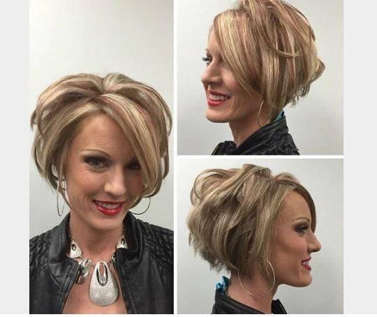 25 Kürzeres Haardesign für ab 50+